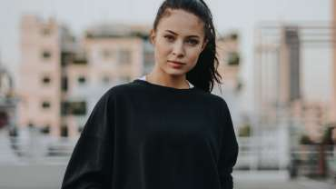 belle jeune femme