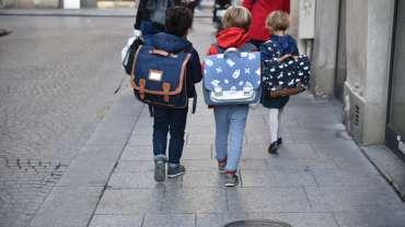 écoliers en primaire