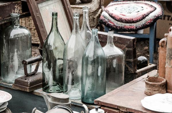 objets à vendre en brocante